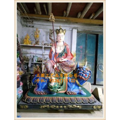 塑造地藏王菩萨厂家,玻璃钢地藏王菩萨雕塑厂家 正圆佛像定做