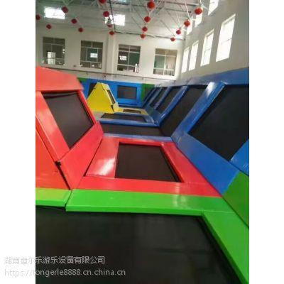 厂家供应湖南室内蹦蹦床/大型蹦蹦床设备/儿童蹦蹦床