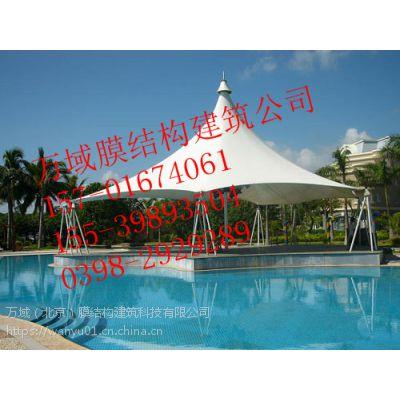 北京泳池膜结构厂家,膜结构车库入口pvdf海德斯H5474