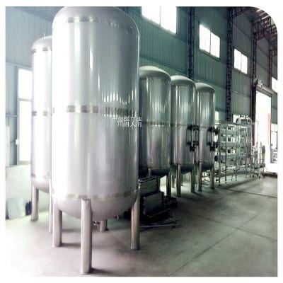 0.5T不锈钢304里外镜面无菌储存罐清又清纯化水无菌水箱