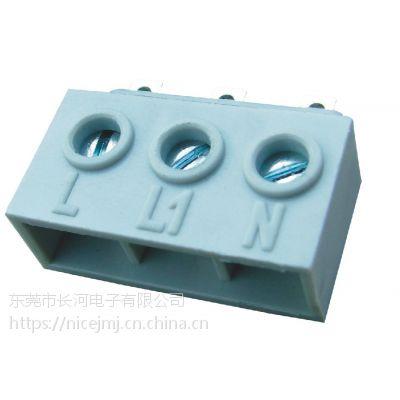CHHE长河CA350-15、弹片式接线端子,UL、CE认证