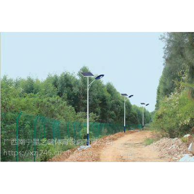 新农村一事一议太阳能路灯安装 宾阳农村LED道路灯