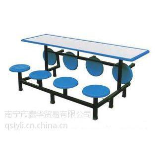 河池小学食堂餐桌椅出厂价格