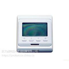 供应普罗夫特液晶温控面板、地暖专用温控器