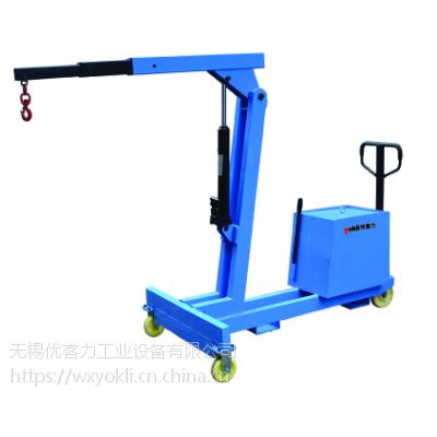定制yokli优客力TSB550配重式可移动模具小吊车,用于吊运模具工件