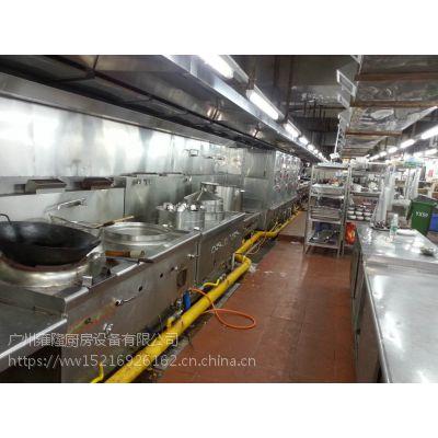 广州市酒店饭店学校幼儿园工厂整套厨房设备项目采购批发报价方案