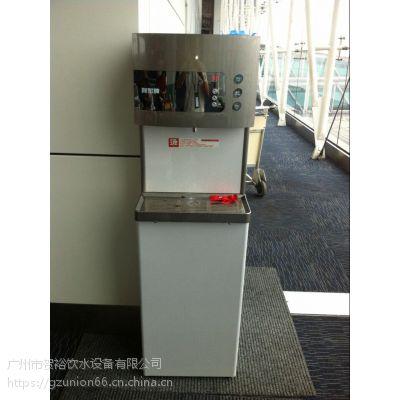 供应商用贺众牌程控杀菌冰温热饮水机 多功能程控纯水机