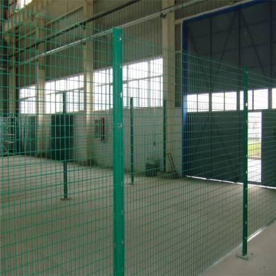 电力专用隔离网 长方孔围栏网 景区隔离网
