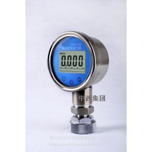 中西数显精密压力表((0-60)MPa )或(-100-0)kPa 型号:CW06-CWY50