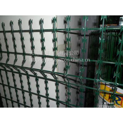 上海亘博冷热镀锌丝护栏网安装简易厂家供应