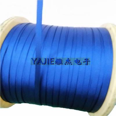 电线防干扰屏蔽编织网管 镀银屏蔽套管 铜屏蔽编织网线