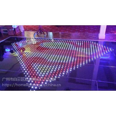 广州虹美舞台灯光设备厂 HM-LF07 视频跳舞地板砖