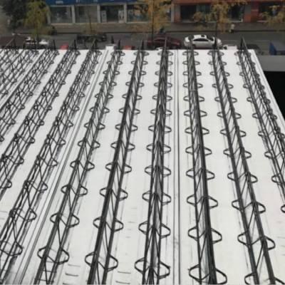 第三代钢筋桁架楼承板 模板 经济高效 施工便捷