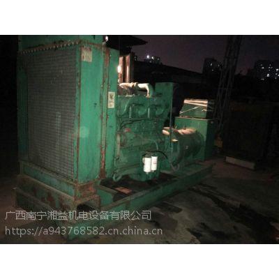 广西全新/二手柴油发电机组出售50千瓦-1000千瓦