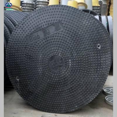 树脂大承重井盖/有防水胶条的油井盖/大棚底下过车井盖 河北华强复合材料