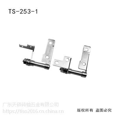 浙江笔记本翻折轴 TS-253-1 天硕翻折轴
