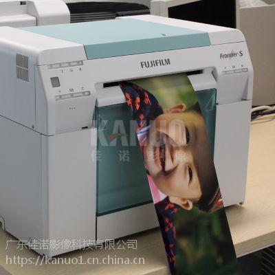 富士DX100干式打印机Frontier-SDX100喷墨照片打印设备6色墨盒