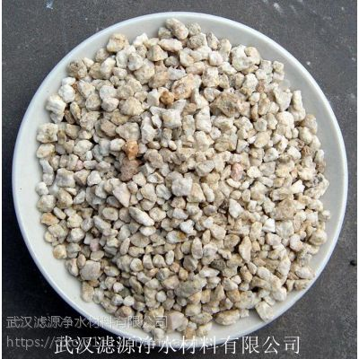 武汉滤源长期供应麦饭石滤料,厂家直销,优惠价