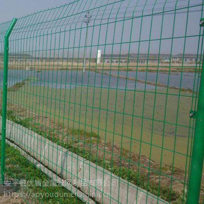 绿色围栏网 河南郑州围栏网片 厂家价格隔离栅