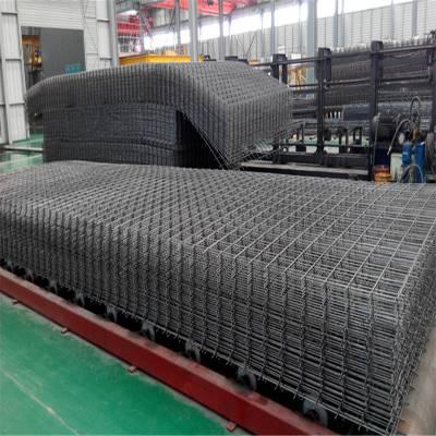 运城5mm打混凝土螺纹钢筋网片-桥梁修建钢筋焊接网规格-建筑钢筋网发货山西各省市
