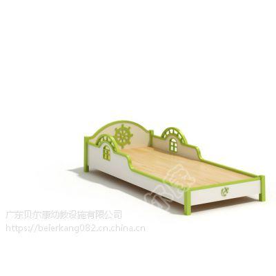 贝尔康 欧式新款航行床 幼儿园学生床 宝宝床