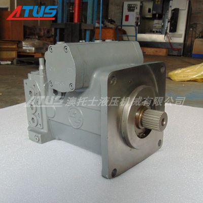 力士乐柱塞泵A4VG180HD9/32+A10VO28DR/31-SK中联泵车串联液压油泵总成
