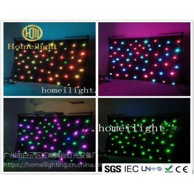 广州虹美 HM-R203 RGB全彩三合一星空幕布