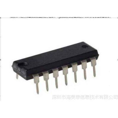 深圳74hc132dip14关联调节器芯片批发价