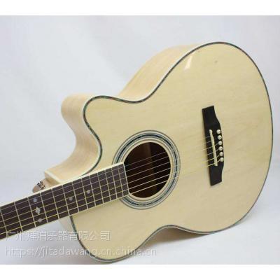 云南大理单板吉他批发|丽江全单吉他批发