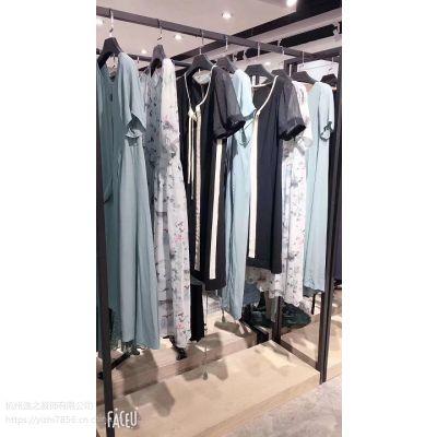 库存服装宝格大码品牌折扣女装多种款式多种风格尾货库存货源回收