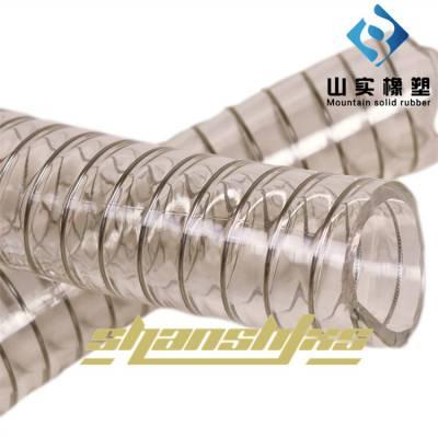 吸尘管粉尘吸排管食品级软管防静电管PU软管通风排气管