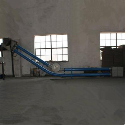 供应管链输送机厂厂家 倾斜管链输送机保定