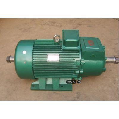 起重变频调速电动机 YZP112M-6/1.5KW三相异步电动机 单轴 6极 佳木斯