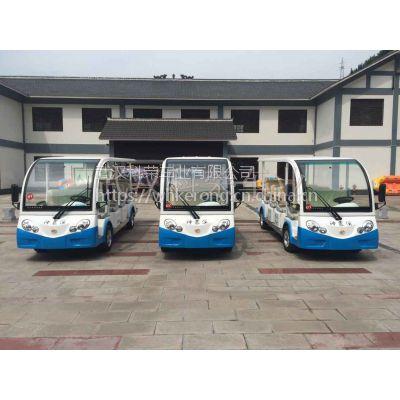 供应科荣KRGD14,14座电动观光车,巡逻车