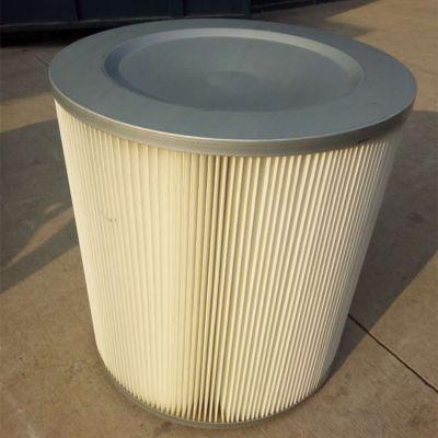 清扫车滤芯扫地车专用滤芯350*316除尘滤芯聚酯纤维滤芯