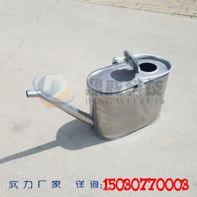 【鼎威科技】304不锈钢加油壶15L 厂家直销
