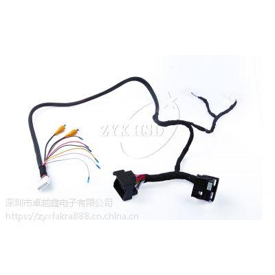ZYX LVDS Cable(深圳卓越鑫)汽车高速连接线 ZYX-0272