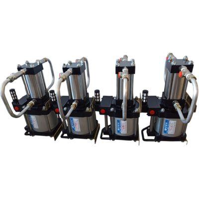 压缩空气增压泵 菲恩特ZTV05不锈钢气动空气增压阀厂家