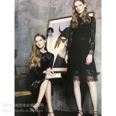 时尚品牌女装加盟太平鸟杭州女装批发网库存服装尾货女装一手货源