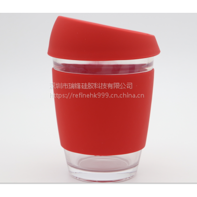 火爆硅胶咖啡杯 新品硅胶折叠杯