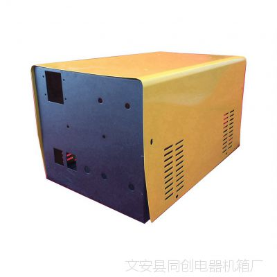 厂家加工定做逆变器铁壳 捕鱼器铁外壳 逆变器外壳 仪器外壳