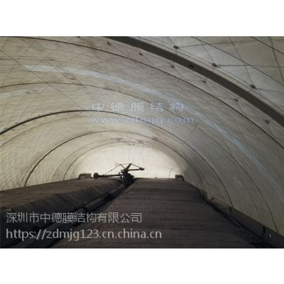 6万吨储煤场储煤棚