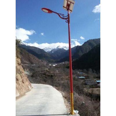 陇南6米30W太阳能路灯一套多少钱