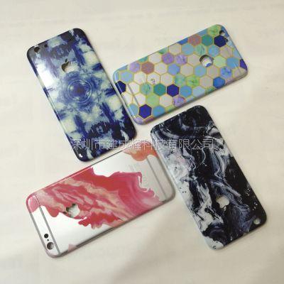 供应iphone8手机保护壳水转印加工 13632956752