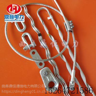 opgw光缆耐张线夹的结构与材料