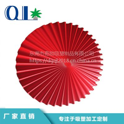 大型展示厚片吸塑定制厂家 专业生产机器外壳厚片吸塑加工