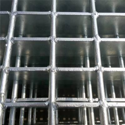 镀锌踏步钢格板 防滑格栅板 地沟格栅板厂家