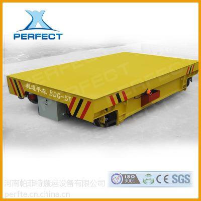 辽宁铸造厂定制电动搬运小坦克—无轨电动平车 选用锂电池、蓄电池、超级电容