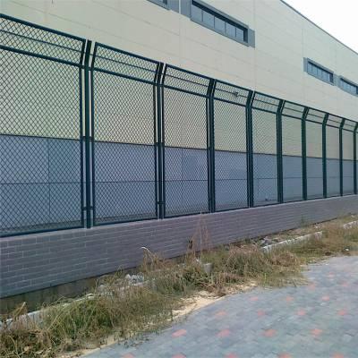 镀锌护栏网 热镀锌铁丝网围栏 品质防腐无锡隔离栅护栏