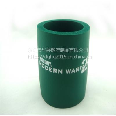 低价批发供应 NBR可乐杯套 表面可印刷 logo